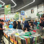 Customers welcome Shahrvand Recess Discount Festival
